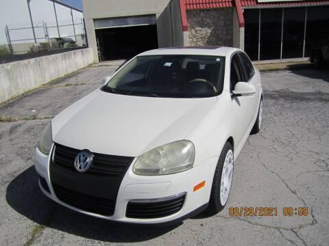2008 Volkswagen Jetta for sale at Competition Auto Sales in Tulsa OK