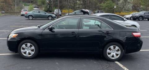 2007 Toyota Camry for sale at Broadway Garage of Columbia County Inc. in Hudson NY