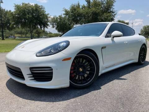 2014 Porsche Panamera for sale at Auto Liquidators of Tampa in Tampa FL