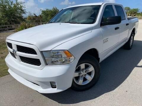 2017 RAM Ram Pickup 1500 for sale at Deerfield Automall in Deerfield Beach FL