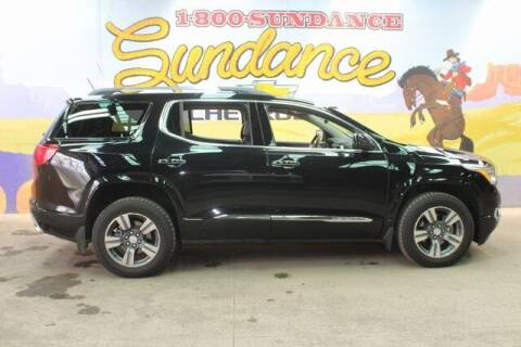2019 GMC Acadia for sale at Sundance Chevrolet in Grand Ledge MI