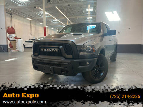 2019 RAM Ram Pickup 1500 Classic for sale at Auto Expo in Las Vegas NV