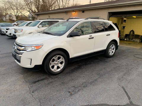 2013 Ford Edge for sale at KP'S Cars in Staunton VA