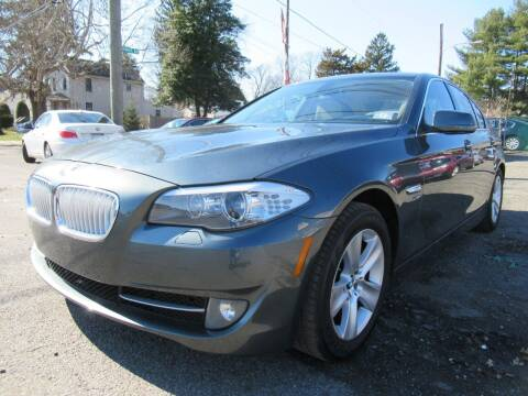 2012 BMW 5 Series for sale at PRESTIGE IMPORT AUTO SALES in Morrisville PA
