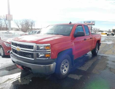 2015 Chevrolet Silverado 1500 for sale at Will Deal Auto & Rv Sales in Great Falls MT