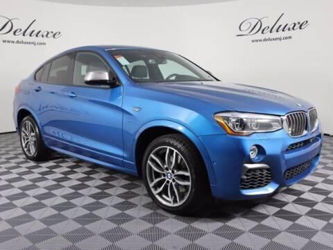 2017 BMW X4 for sale at DeluxeNJ.com in Linden NJ