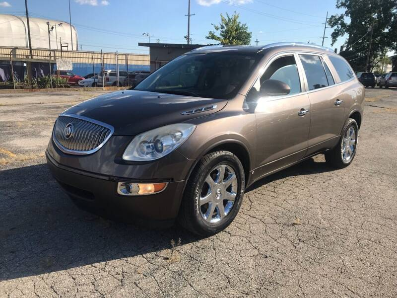 2010 Buick Enclave for sale at Eddie's Auto Sales in Jeffersonville IN