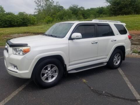 2013 Toyota 4Runner for sale at G T Auto Group in Goodlettsville TN