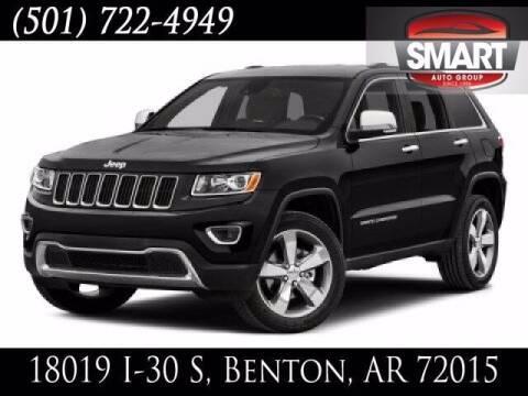 2015 Jeep Grand Cherokee for sale at Smart Auto Sales of Benton in Benton AR