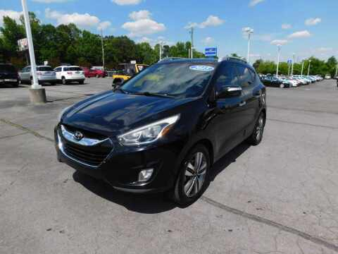 2015 Hyundai Tucson for sale at Paniagua Auto Mall in Dalton GA
