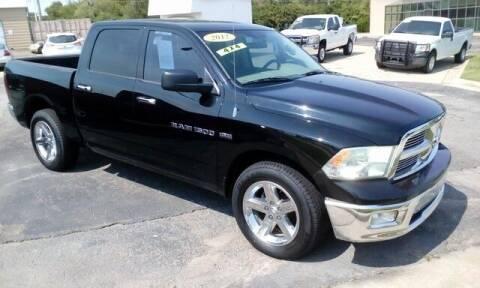 2012 RAM Ram Pickup 1500 for sale at Jim Clark Auto World in Topeka KS