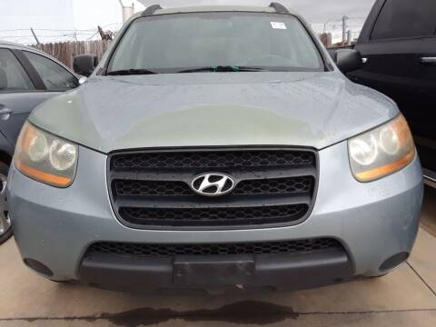 2009 Hyundai Santa Fe for sale at Auto Haus Imports in Grand Prairie TX
