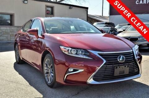 2018 Lexus ES 350 for sale at LAKESIDE MOTORS, INC. in Sachse TX