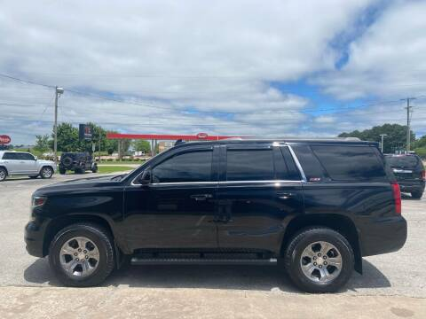 2016 Chevrolet Tahoe for sale at Smooth Solutions 2 LLC in Springdale AR