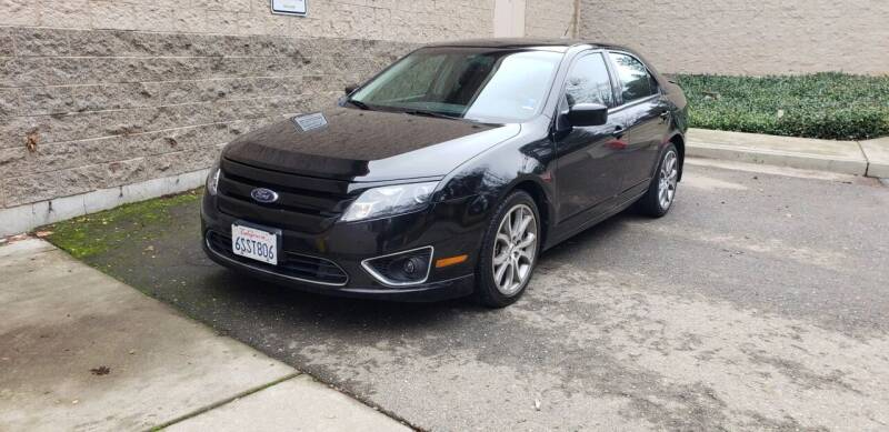 2012 Ford Fusion for sale at SafeMaxx Auto Sales in Placerville CA