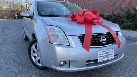 2008 Nissan Sentra for sale at Speedway Motors in Paterson NJ