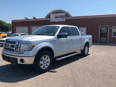 2011 Ford F-150 for sale at Family Auto Finance OKC LLC in Oklahoma City OK