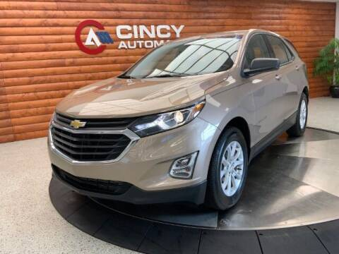 2018 Chevrolet Equinox for sale at Dixie Motors in Fairfield OH