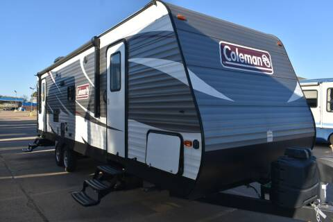 2018 Dutchmen Coleman 280RL for sale at Buy Here Pay Here RV in Burleson TX