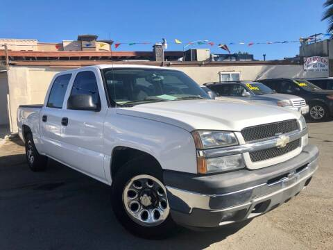 2005 Chevrolet Silverado 1500 for sale at TMT Motors in San Diego CA