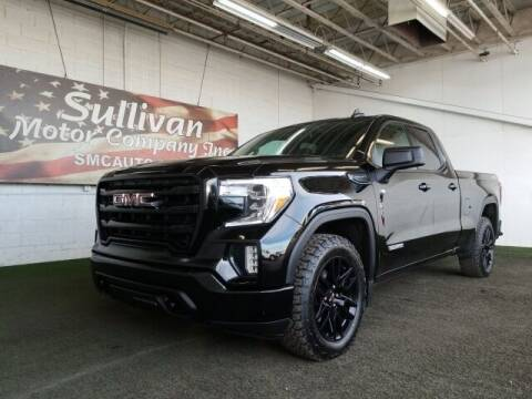 2019 GMC Sierra 1500 for sale at SULLIVAN MOTOR COMPANY INC. in Mesa AZ