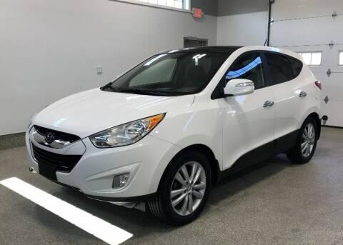 2013 Hyundai Tucson for sale at B Town Motors in Belchertown MA