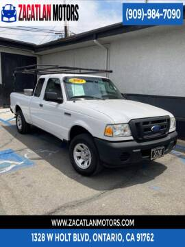 2009 Ford Ranger for sale at Ontario Auto Square in Ontario CA