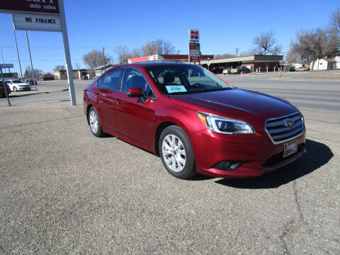 2017 Subaru Legacy for sale at Padgett Auto Sales in Aberdeen SD