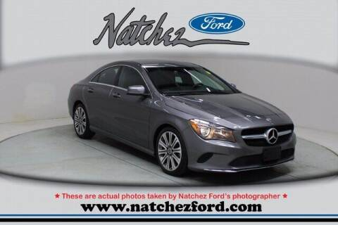 2018 Mercedes-Benz CLA for sale at Auto Group South - Natchez Ford Lincoln in Natchez MS