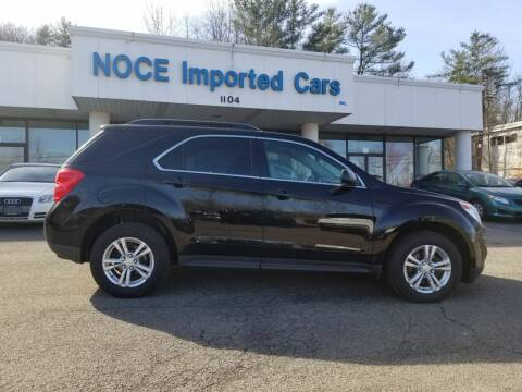 2013 Chevrolet Equinox for sale at Carlo Noce Imported Cars INC in Vestal NY
