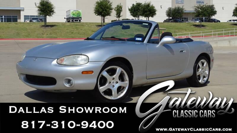 2000 Mazda MX-5 Miata for sale in Grapevine, TX