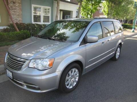 2013 Chrysler Town and Country for sale at PREFERRED MOTOR CARS in Covina CA