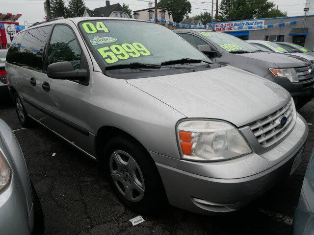 2004 Ford Freestar for sale at M & R Auto Sales INC. in North Plainfield NJ