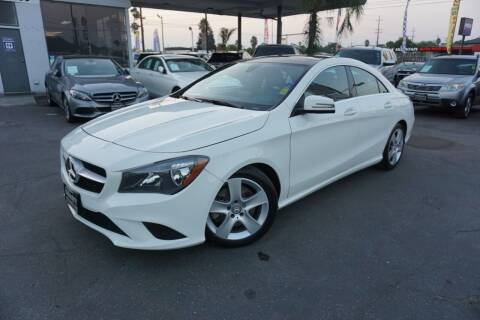 2015 Mercedes-Benz CLA for sale at Industry Motors in Sacramento CA