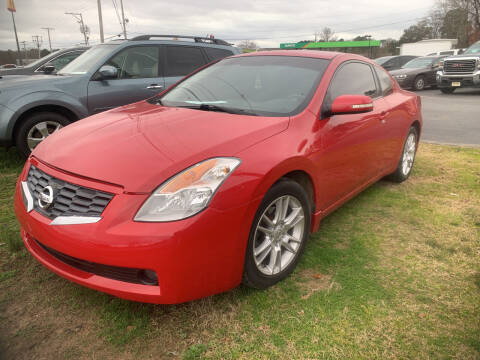 2008 Nissan Altima for sale at BRYANT AUTO SALES in Bryant AR