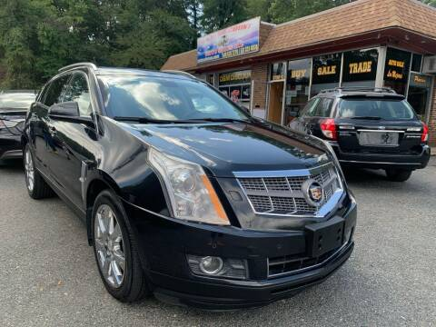 2011 Cadillac SRX for sale at D & M Discount Auto Sales in Stafford VA