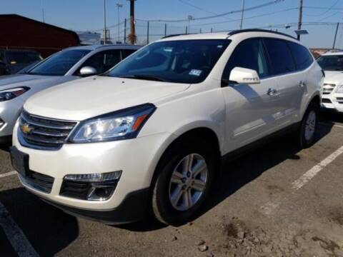 2014 Chevrolet Traverse for sale at Cj king of car loans/JJ's Best Auto Sales in Troy MI