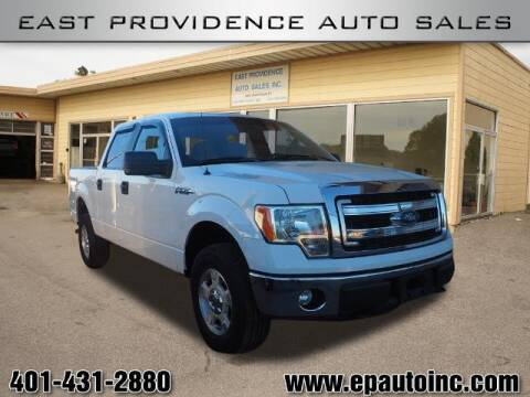 2014 Ford F-150 for sale at East Providence Auto Sales in East Providence RI