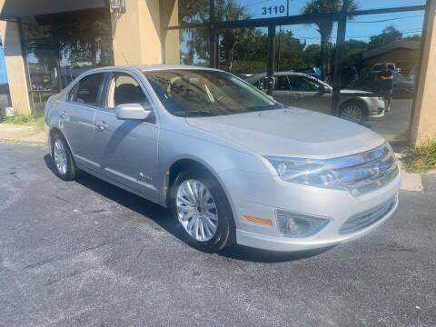 2010 Ford Fusion Hybrid for sale at Premier Motorcars Inc in Tallahassee FL