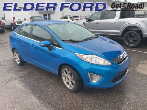 2013 Ford Fiesta for sale at Mr Intellectual Cars in Troy MI