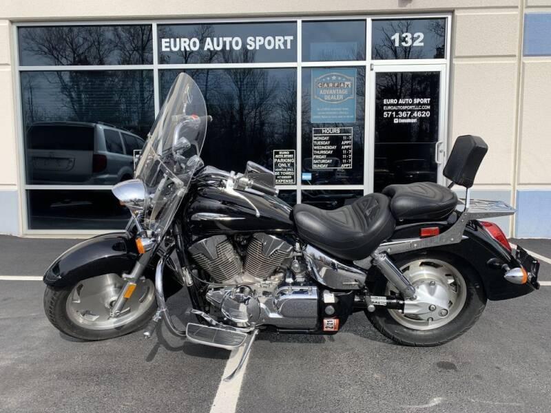 2005 Honda VTX for sale at Euro Auto Sport in Chantilly VA