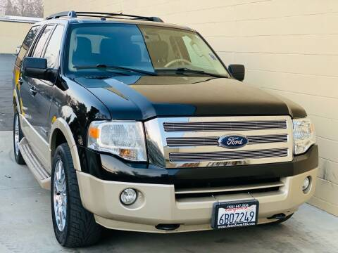 2007 Ford Expedition for sale at Auto Zoom 916 in Rancho Cordova CA