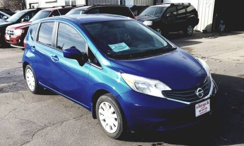 2015 Nissan Versa Note for sale at QS Auto Sales in Sioux Falls SD