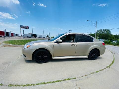 2010 Subaru Legacy for sale at Xtreme Auto Mart LLC in Kansas City MO
