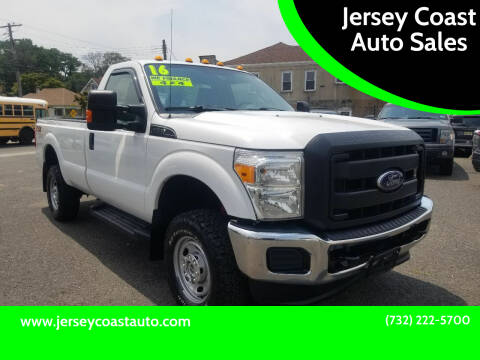 2016 Ford F-350 Super Duty for sale at Jersey Coast Auto Sales in Long Branch NJ