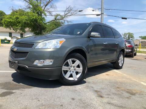 2011 Chevrolet Traverse for sale at Atlas Auto Sales in Smyrna GA