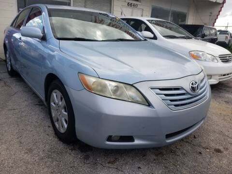 2007 Toyota Camry for sale at Fantasy Motors Inc. in Orlando FL
