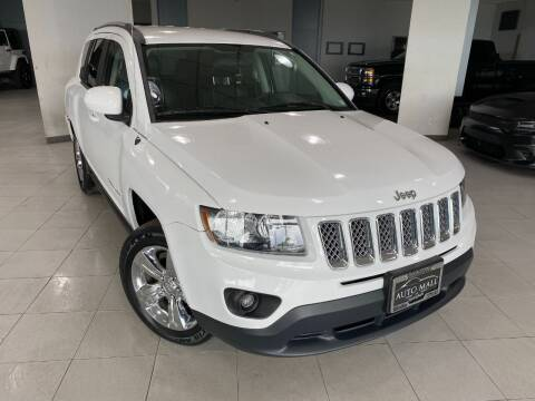 2014 Jeep Compass for sale at Auto Mall of Springfield in Springfield IL