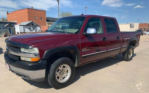 2002 Chevrolet Silverado 2500HD for sale at Spady Used Cars in Holdrege NE