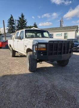 1996 Ford F-250 for sale at DK Super Cars in Cheyenne WY